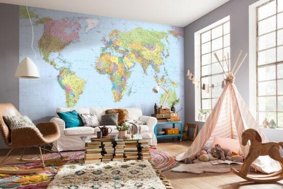 XXL4-038 World Map